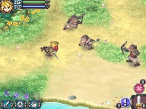 Rune Factory 3 выйдет в США