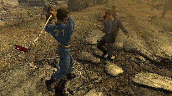 DRM защита в Fallout: New Vegas