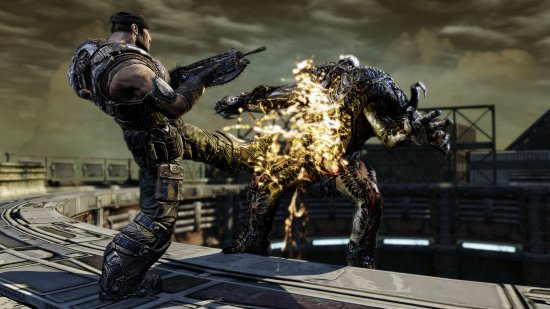 Gears of War 3 – пакет новых скриншотов