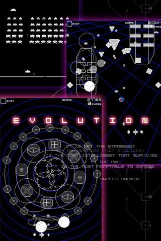 Space Invaders Infinity Gene на консолях