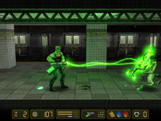 В XBLA появится Duke Nukem: Manhattan Project