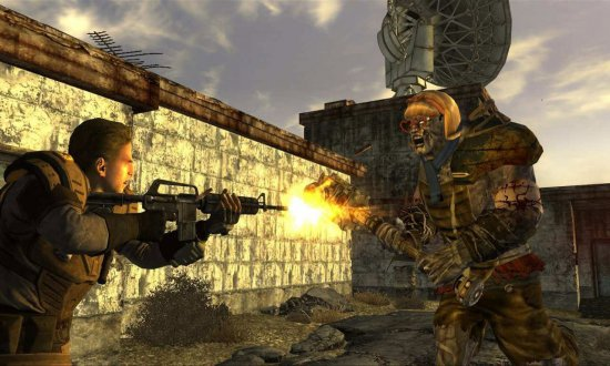 Бонусы за предзаказ Fallout: New Vegas