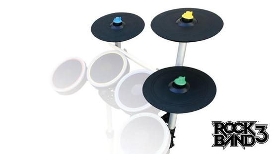 Дополнительные тарелки к барабанной установке