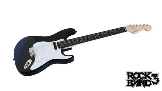 Гитара от Fender, Harmonix и MTV Games