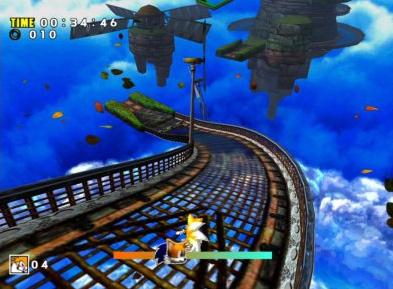 Sonic Adventure перенесут на PS3 и Xbox 360
