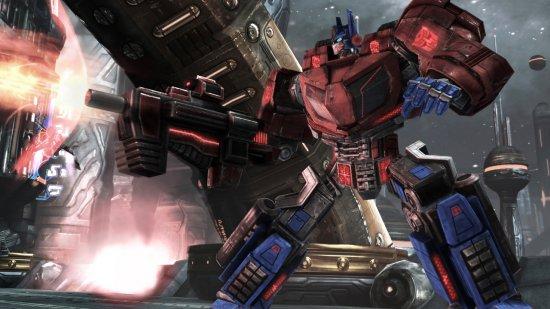 Демоверсия Transformers: War for Cybertron