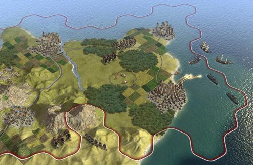 Скриншот к игре Sid Meier's Civilization V
