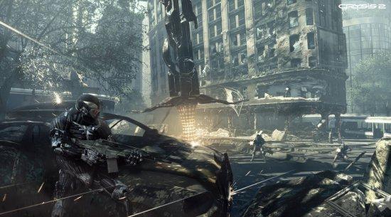 Crysis 2 будет поддерживать 3D