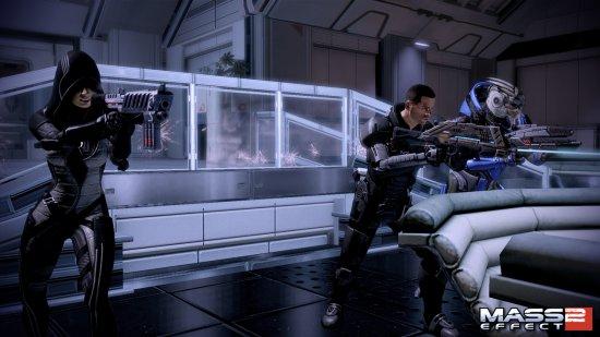 Демо и DLC Overlord для Mass Effect 2