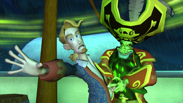 Tales of Monkey Island выходит на PS3