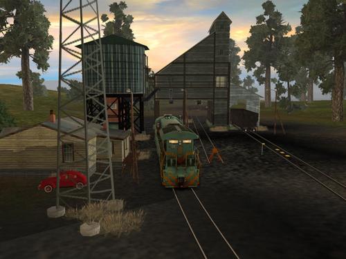 Скриншот к игре Твоя железная дорога 2010