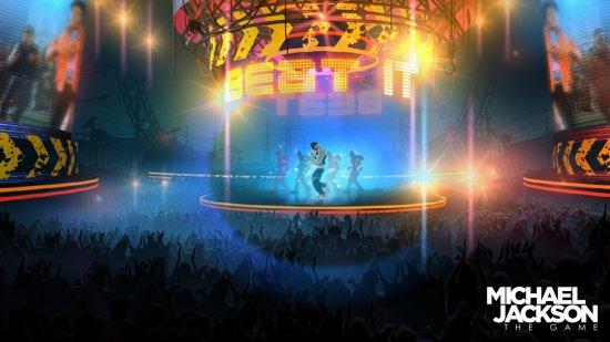 Ubisoft представили игру Michael Jackson