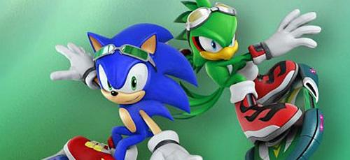 Анонс игры Sonic Free Riders для Kinect