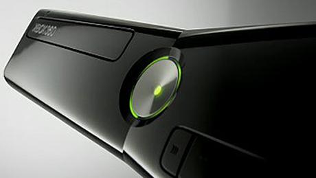 Показан Xbox 360 Slim