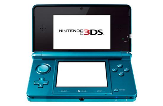 Nintendo представили 3DS