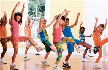 Nickelodeon Fit – фитнес для детской аудитории