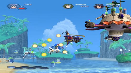 Скриншот из предыдущей игры серии