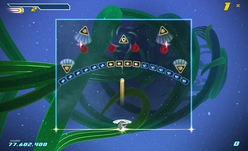 Скриншот к игре Shatter