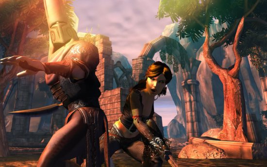 Venetica выйдет на PlayStation 3