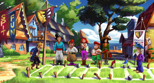Дата релиза Monkey Island 2: Special Edition