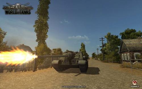 Тестирование world of tanks