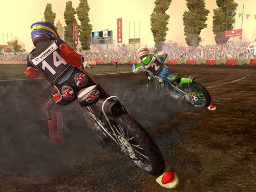 Скриншот к игре Speedway Liga