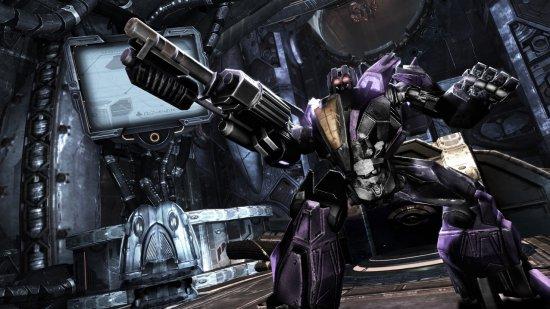 Двойной опыт в Transformers: War for Cybertron