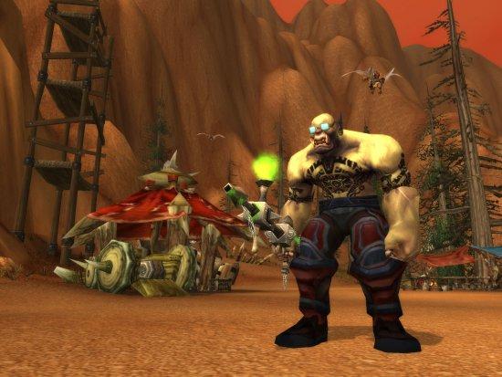 Бета тестирование World of Warcraft: Cataclysm