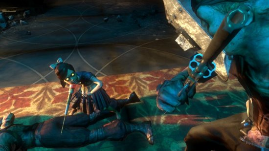 DLC Protector Trials для BioShock 2