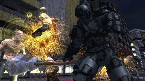 Подробности первых DLC для Crackdown 2