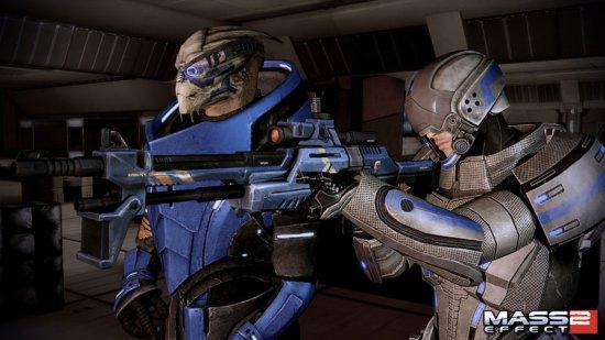 Вышел Aegis Pack для Mass Effect 2