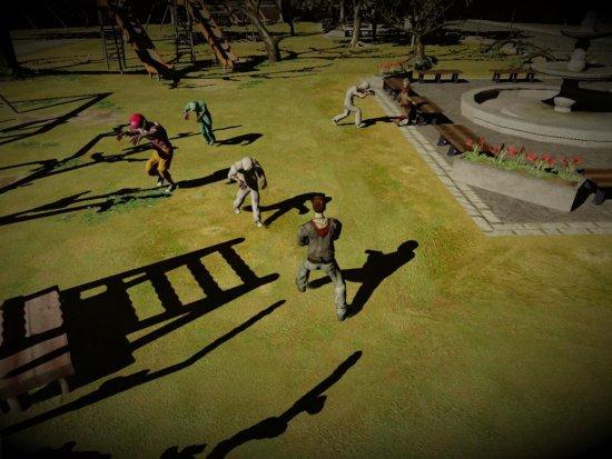 Патч 1.0.7 для игры Fort Zombie