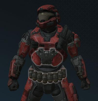 Бонус за предзаказ Halo: Reach в GameStop