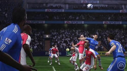 Скриншот к игре FIFA 11