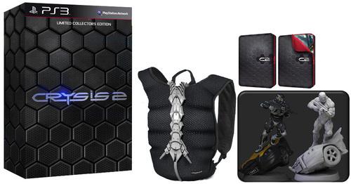 Коллекционное издание Crysis 2