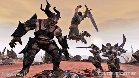 Нажмите для просмотра скриншота из Dragon Age II в большом разрешении
