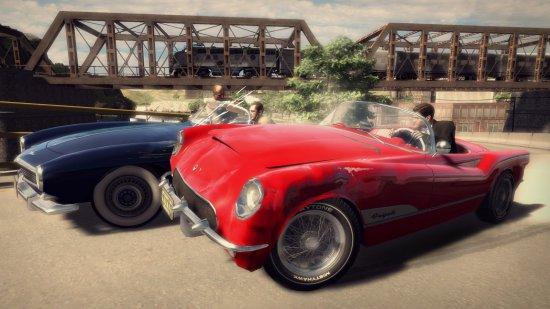 DLC для PS3 версии Mafia II