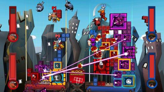 Slam Bolt Scrappers для PlayStation Network