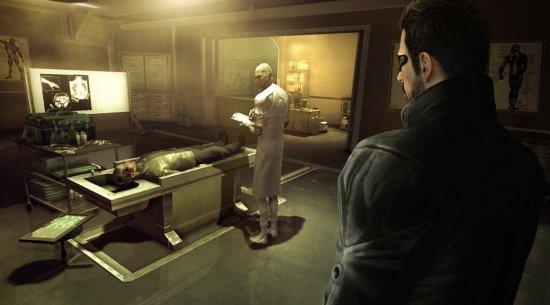 Детали Deus Ex: Human Revolution