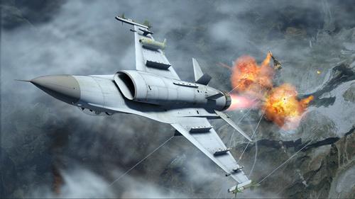 Tom Clancy's H.A.W.X. 2 выйдет в России