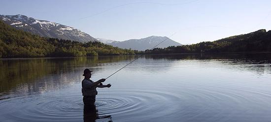 Activision выпустят симулятор рыбалки