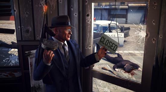 The Betrayal of Jimmy для PS3 версии Mafia II