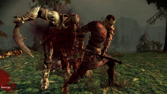 Масштабный патч для Dragon Age на ПК