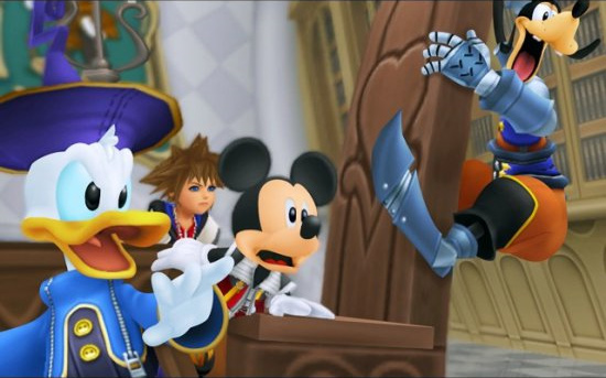 Дата выхода Kingdom Hearts: Re:Coded