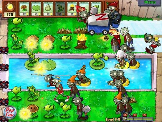XBLA версия Plants vs Zombies в сентябре