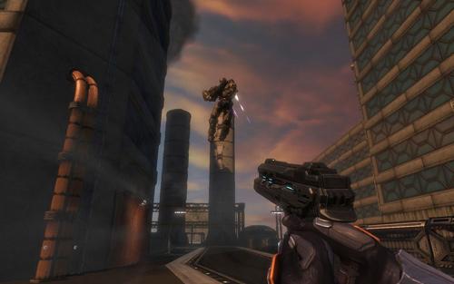Скриншот к игре Section 8
