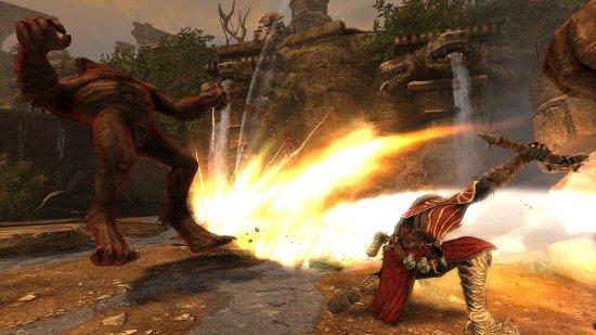 Castlevania: Lords of Shadow выходит осенью