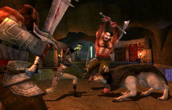 D&D Online теперь free-to-play и в Европе