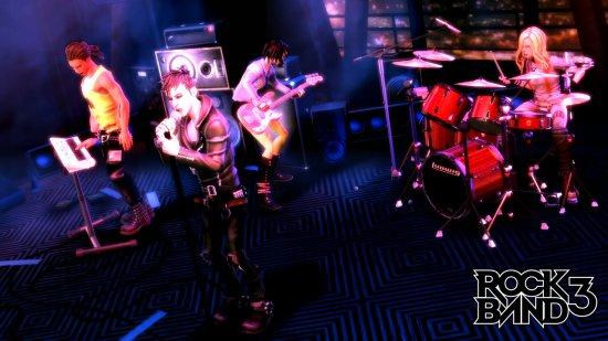 Бонусы за предзаказ Rock Band 3