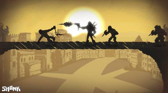 Дата выхода Shank на PS3 и Xbox 360